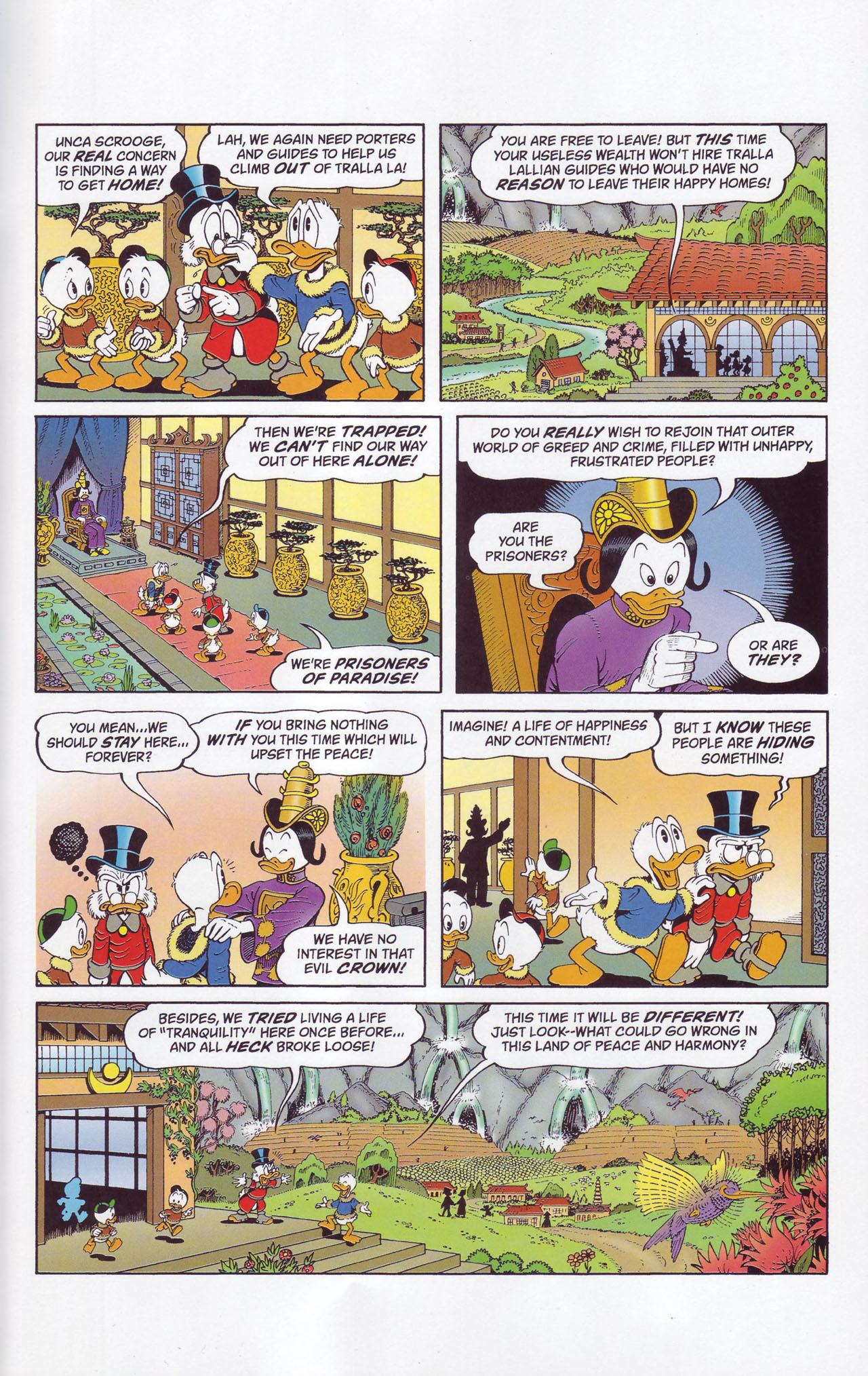 Read online Uncle Scrooge (1953) comic -  Issue #357 - 15