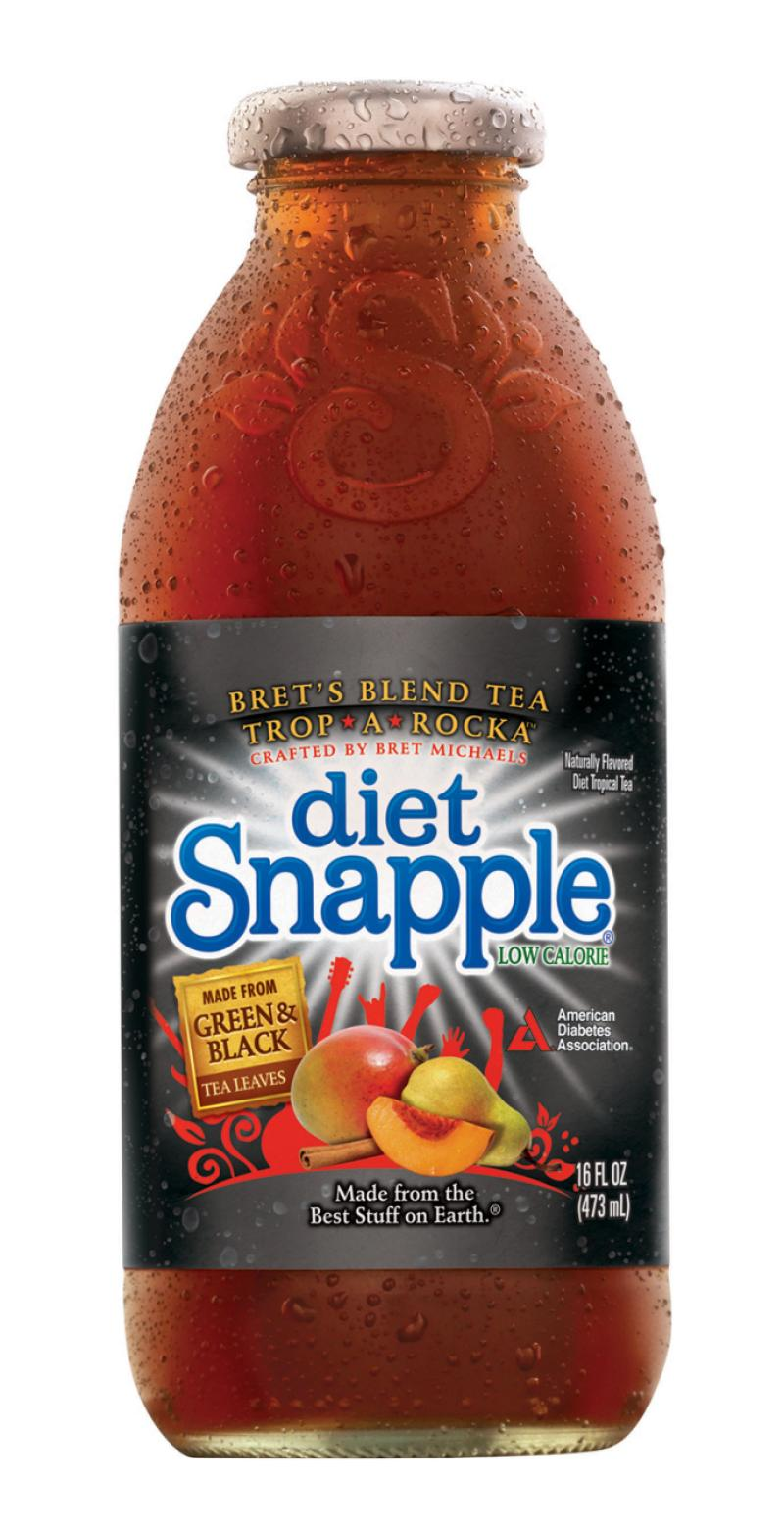 Snapple Launches The Celebrity Apprentice-Inspired Teas ...