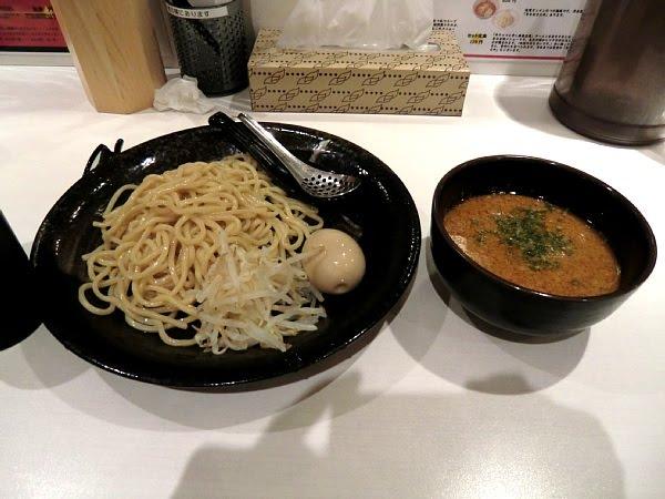 あとまくぶろぐ: 冷やし肉醤麺 @ 蒙古タンメン中本 渋谷店