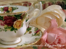 Té en old country roses
