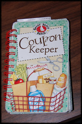 Coupon Organizer Goodeness Gracious