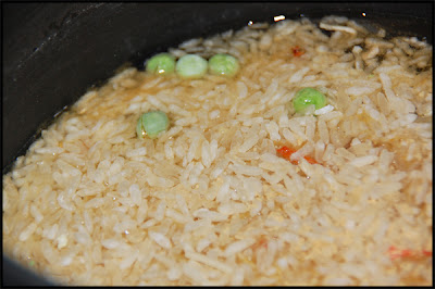 Puddie S Pork Fried Rice Goodeness Gracious