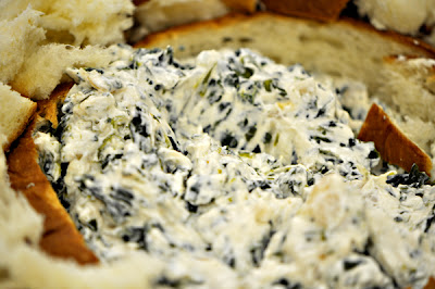 Always Requested Spinach Dip