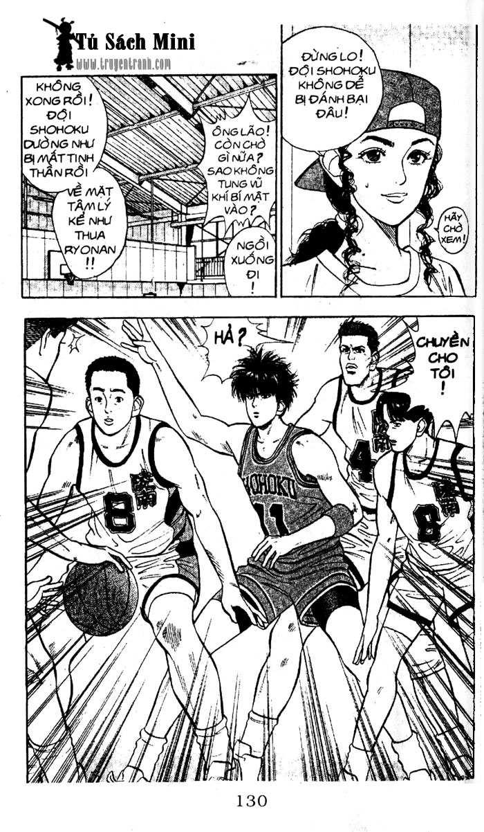 Slam Dunk chap 28 trang 9