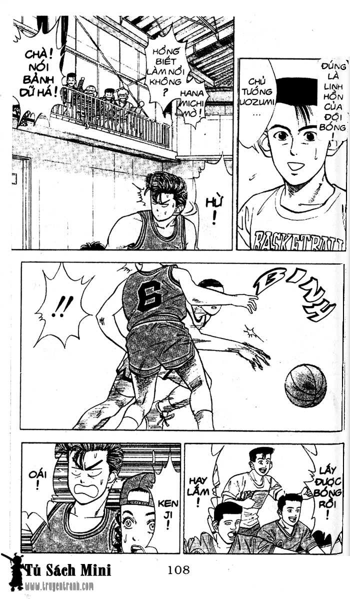 Slam Dunk chap 27 trang 6