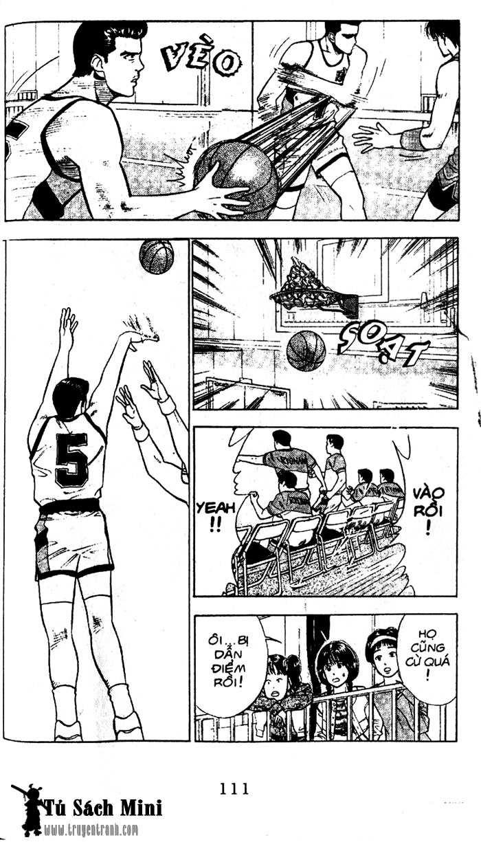 Slam Dunk chap 27 trang 9