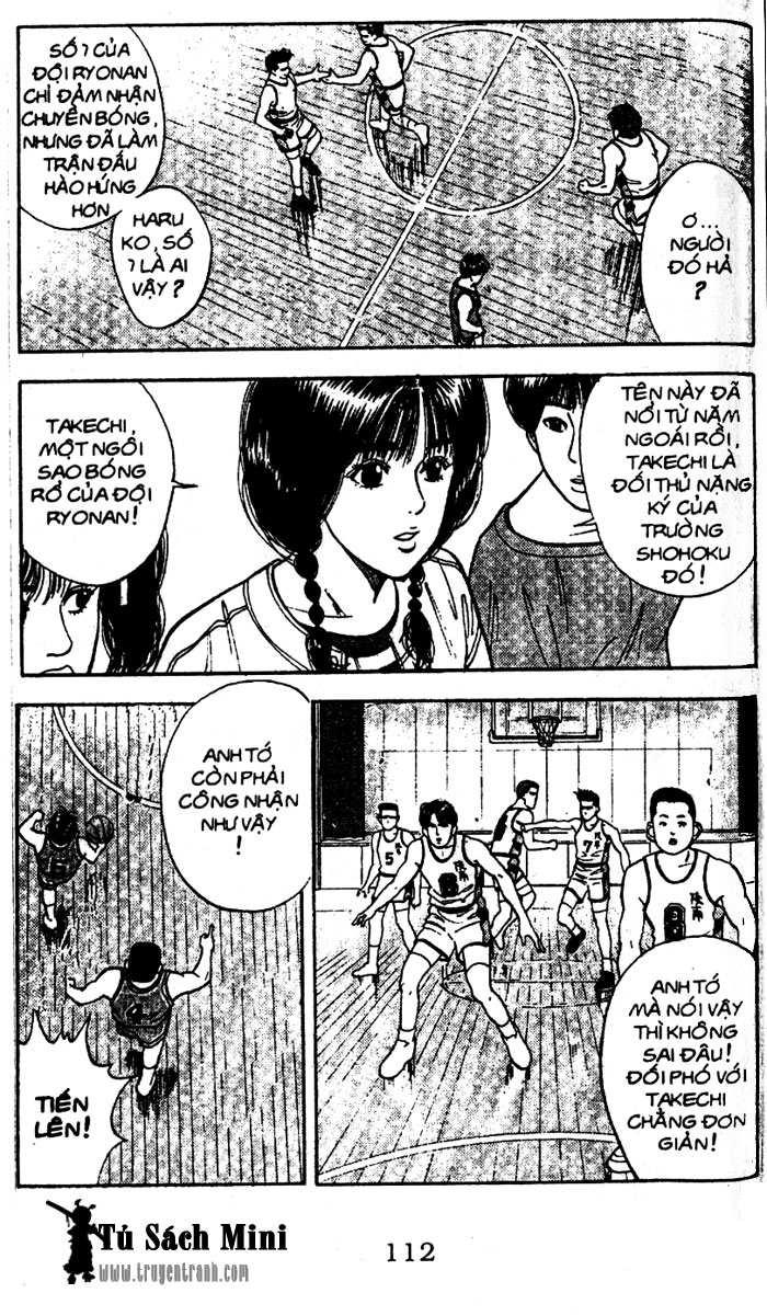 Slam Dunk chap 27 trang 10