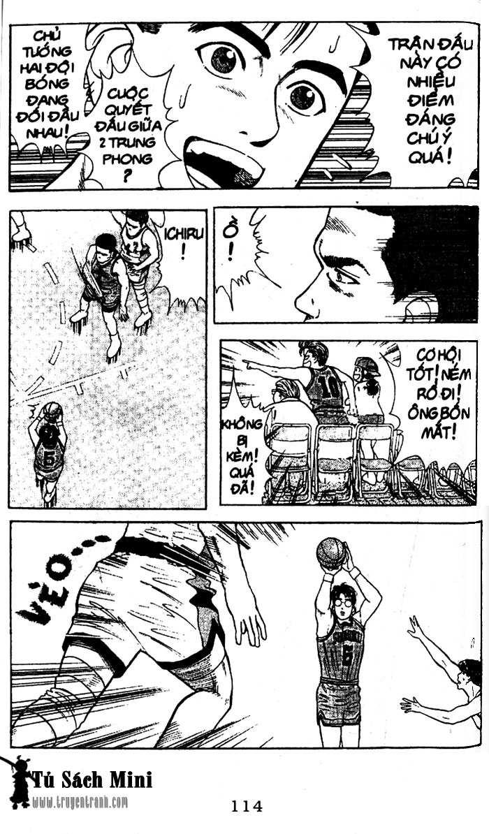 Slam Dunk chap 27 trang 12
