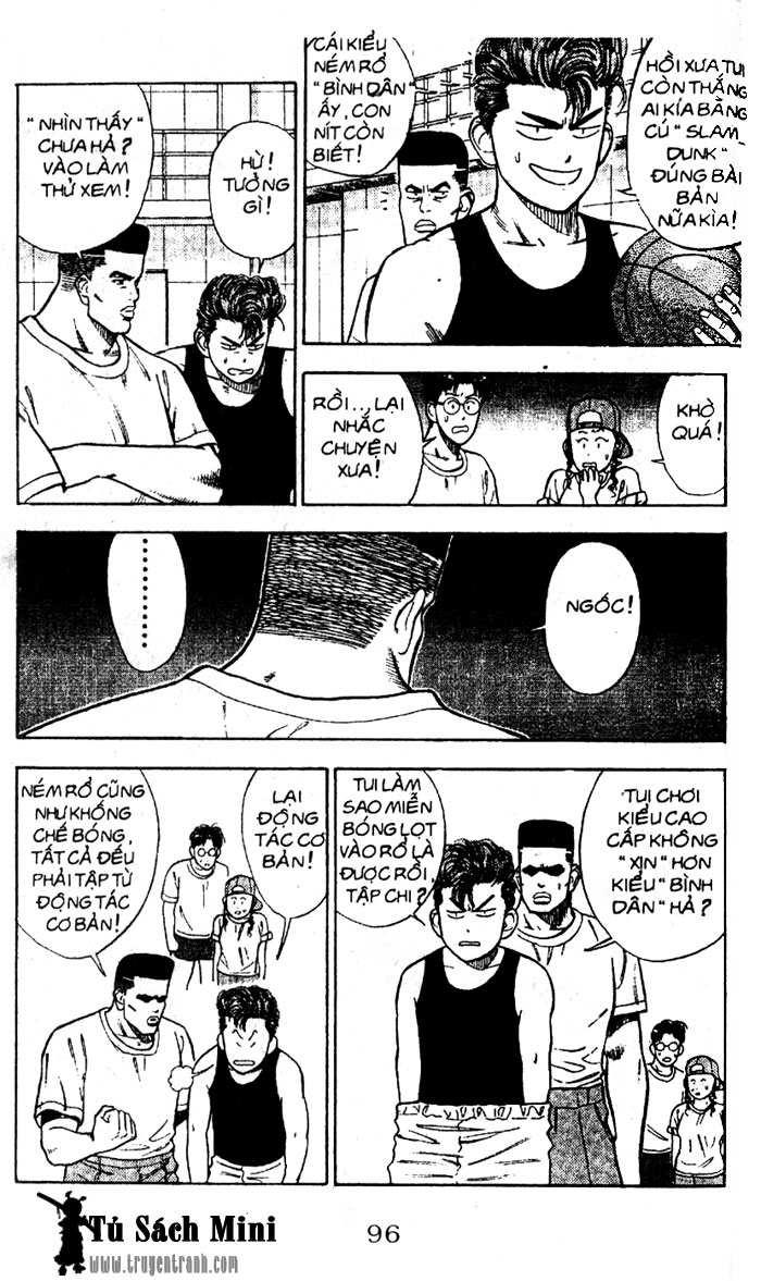 Slam Dunk chap 19 trang 17