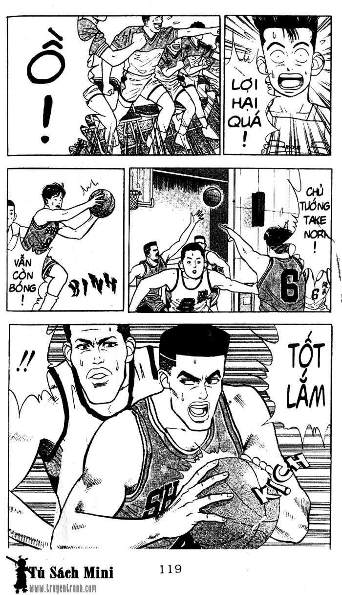 Slam Dunk chap 27 trang 17