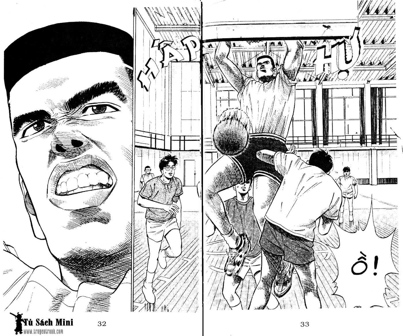 Slam Dunk chap 24 trang 3