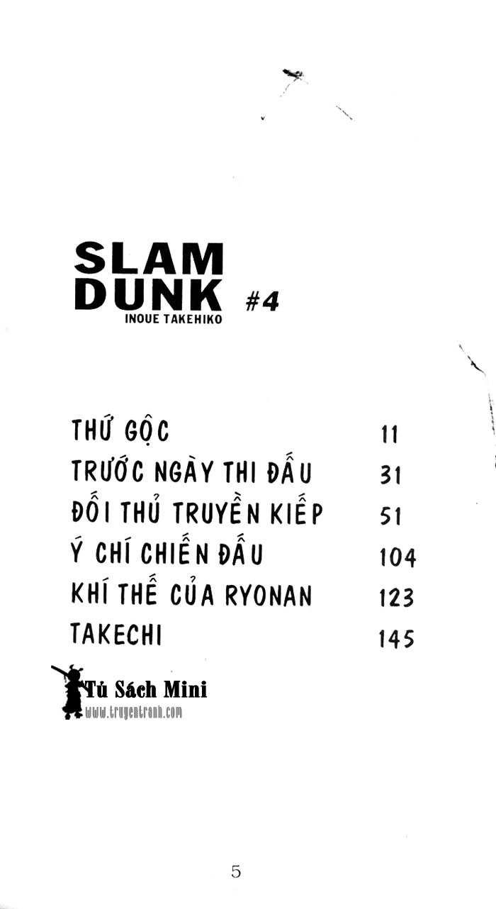 Slam Dunk chap 23 trang 6