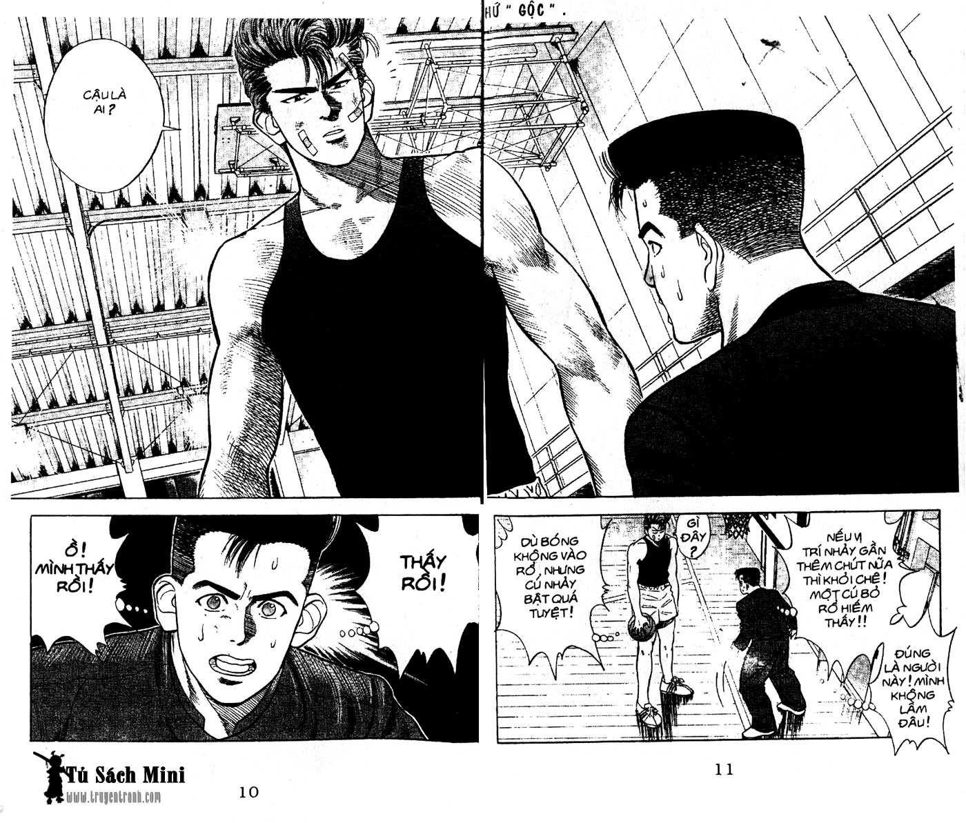 Slam Dunk chap 23 trang 11