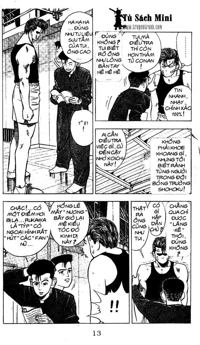Slam Dunk chap 23 trang 13