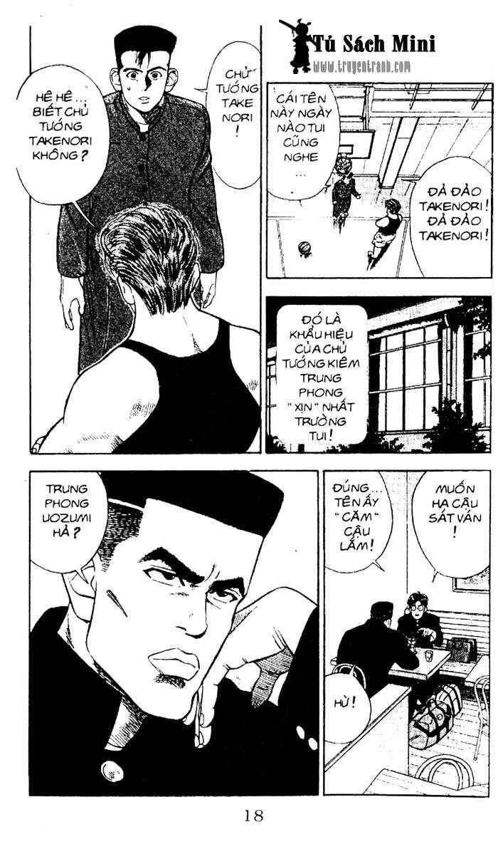 Slam Dunk chap 23 trang 18