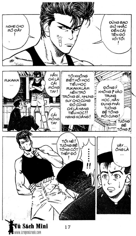 Slam Dunk chap 23 trang 17