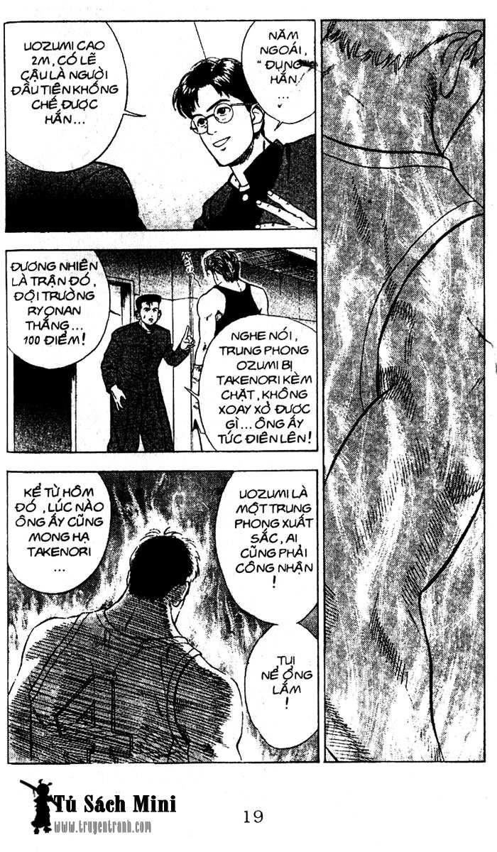 Slam Dunk chap 23 trang 19