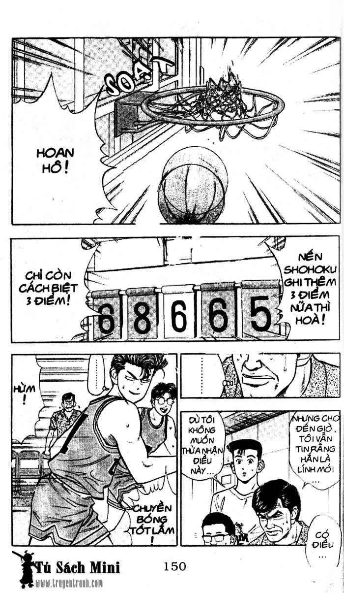 Slam Dunk chap 35 trang 18