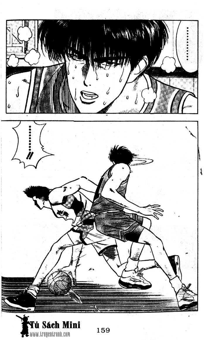 Slam Dunk chap 36 trang 8