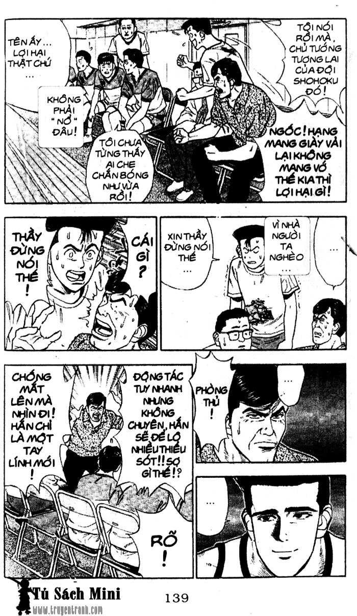 Slam Dunk chap 35 trang 7