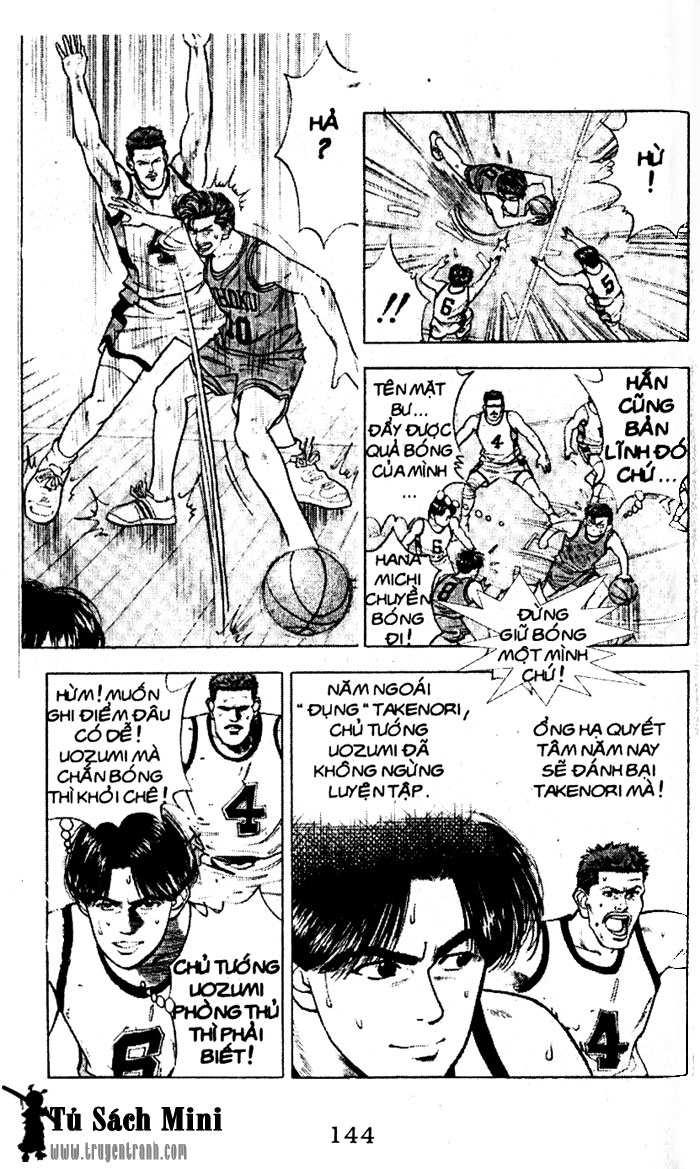 Slam Dunk chap 35 trang 12