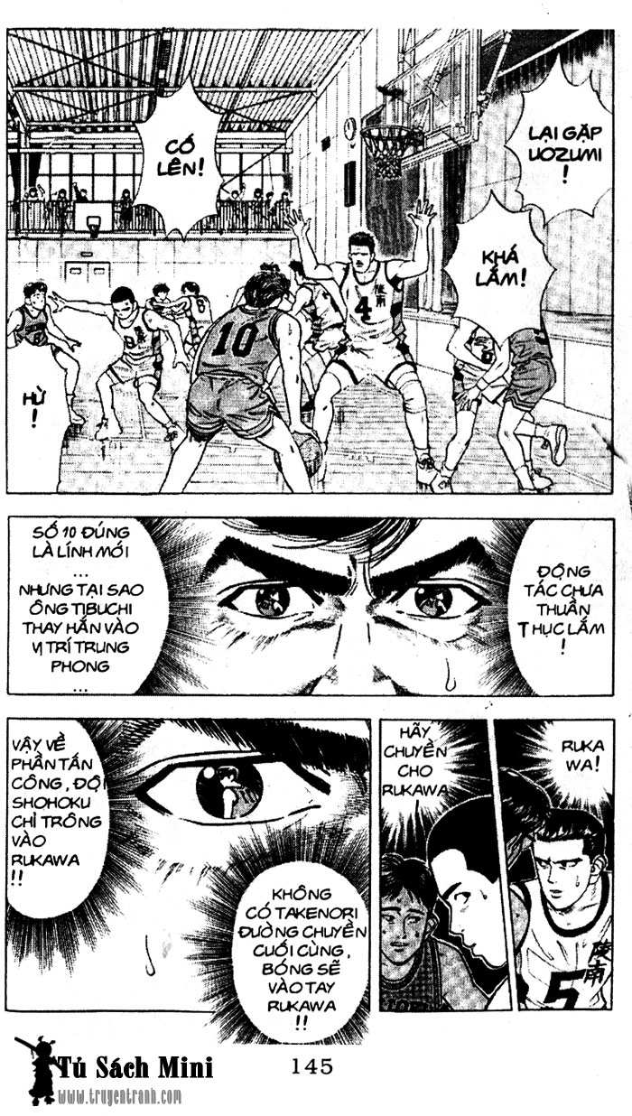 Slam Dunk chap 35 trang 13