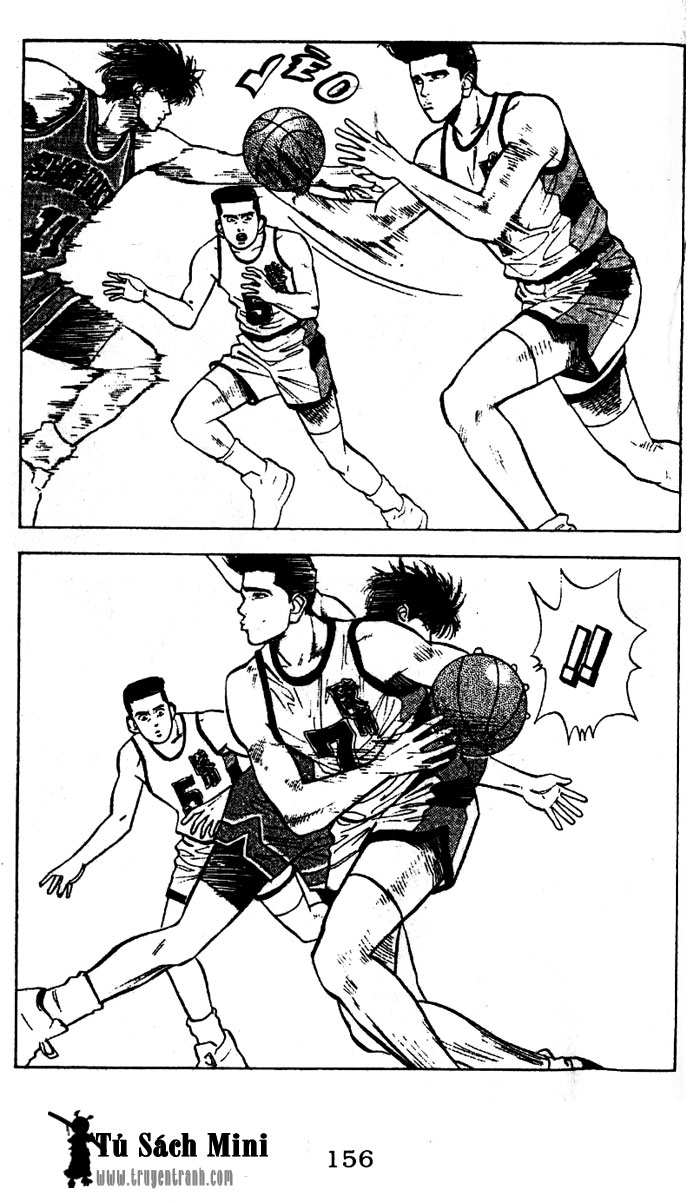 Slam Dunk chap 29 trang 14
