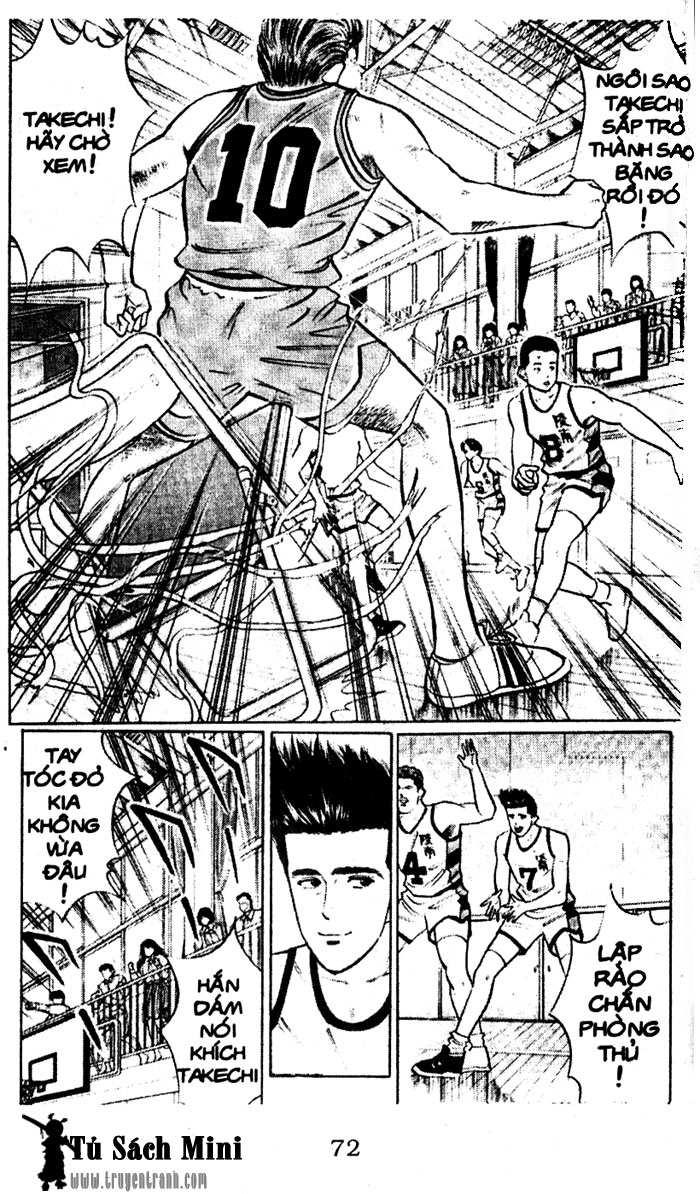 Slam Dunk chap 33 trang 2