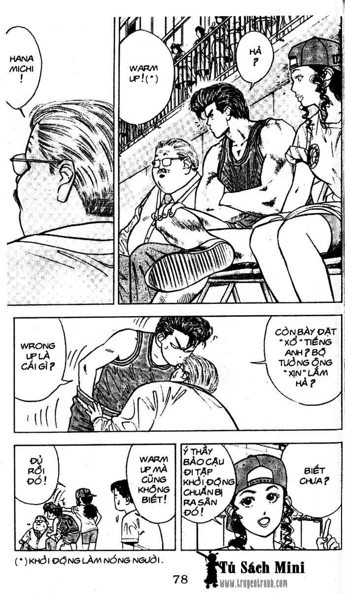 Slam Dunk chap 33 trang 8