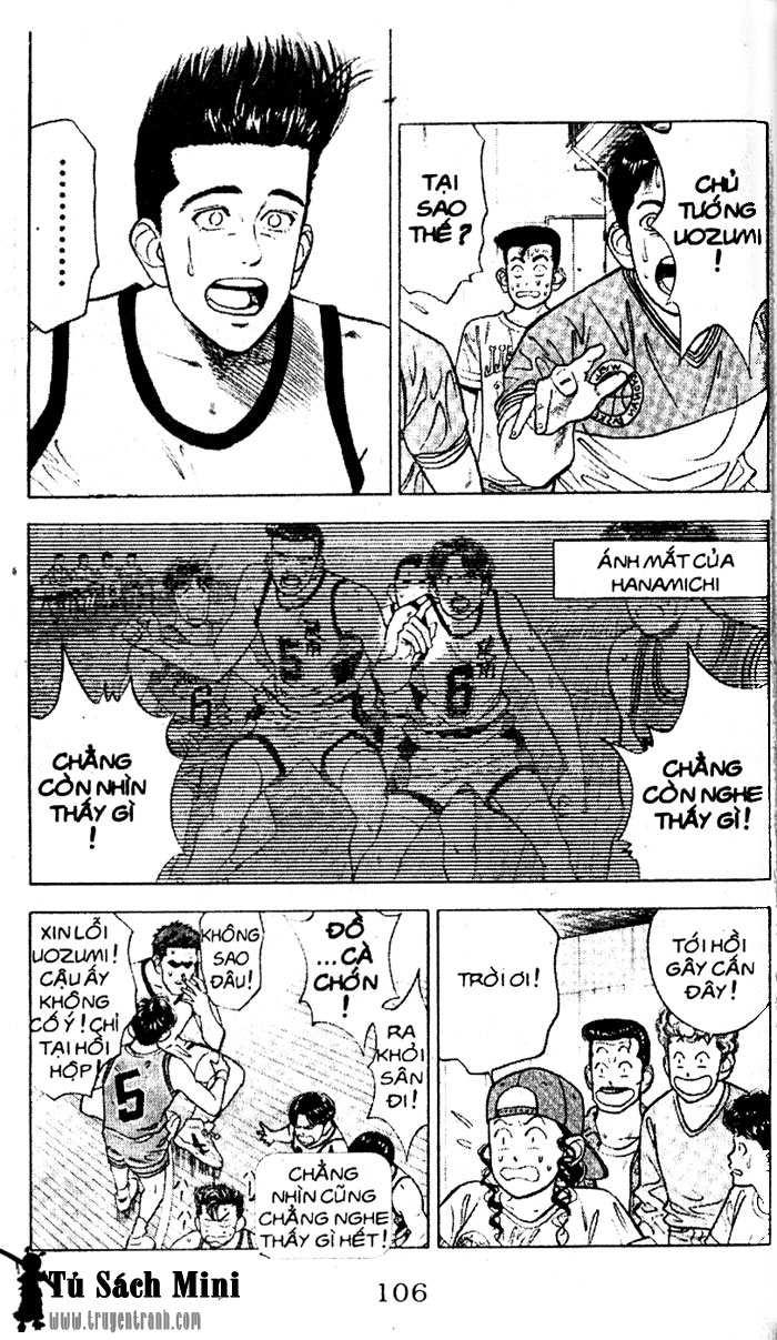 Slam Dunk chap 34 trang 15