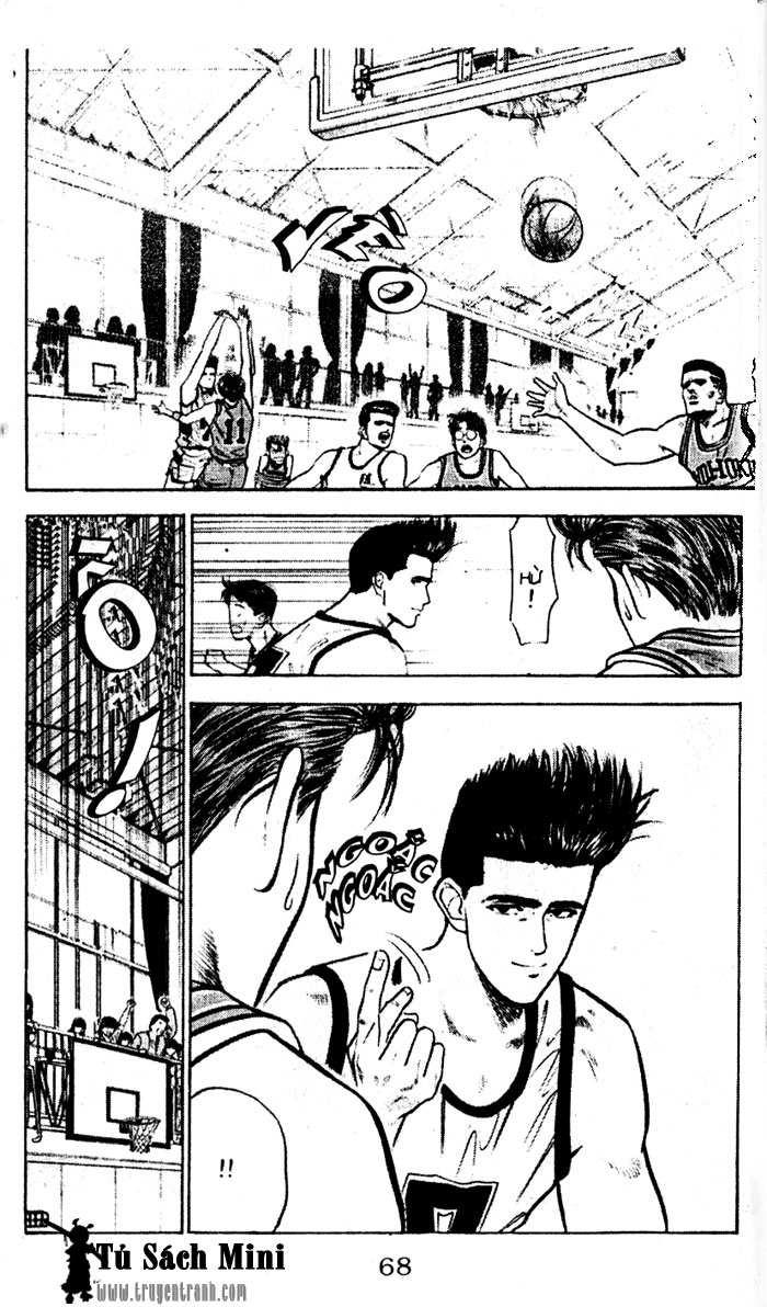 Slam Dunk chap 32 trang 21