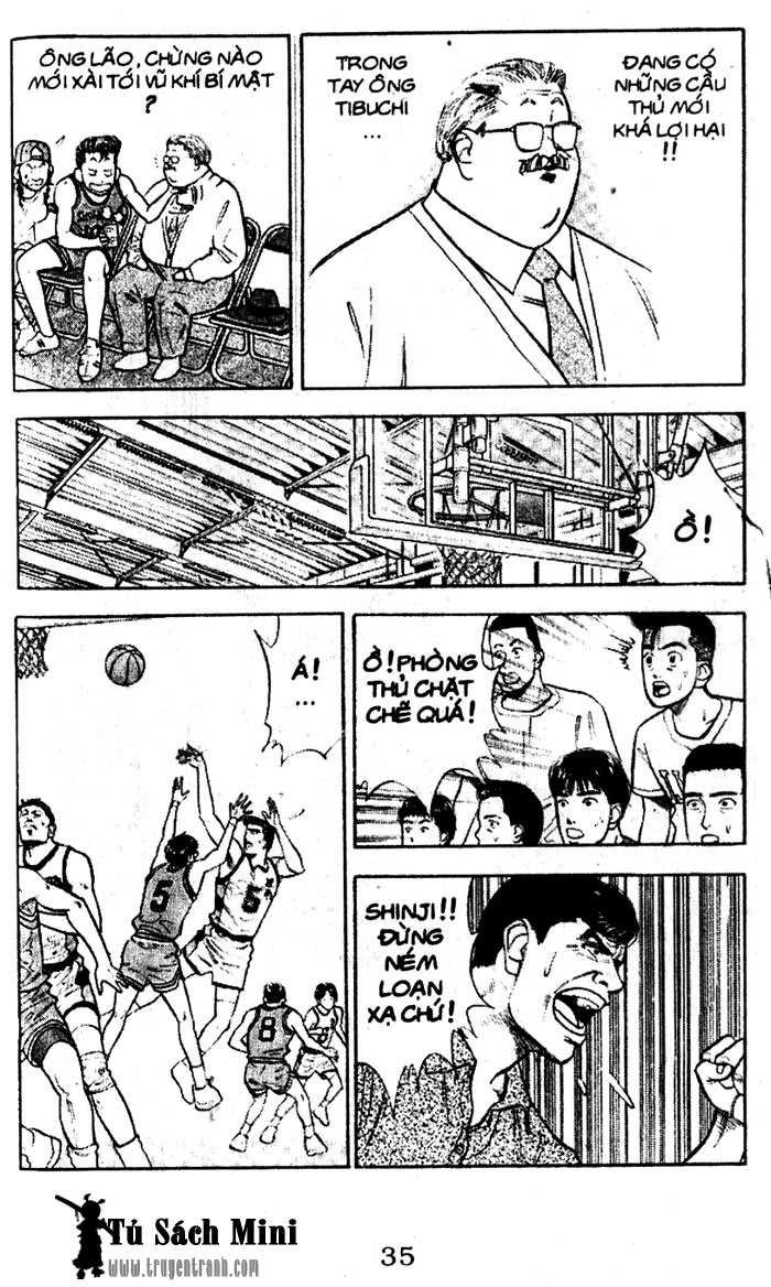 Slam Dunk chap 31 trang 8