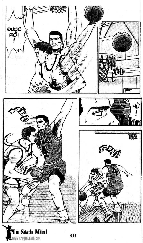 Slam Dunk chap 31 trang 13