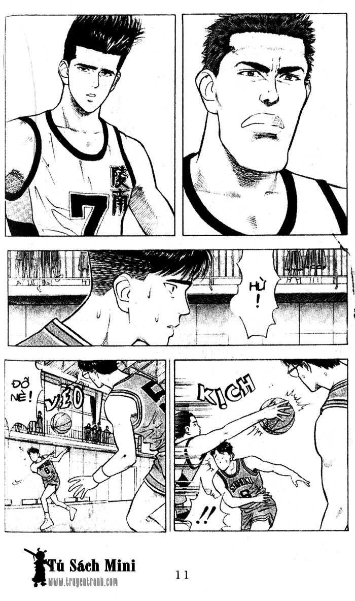 Slam Dunk chap 30 trang 12