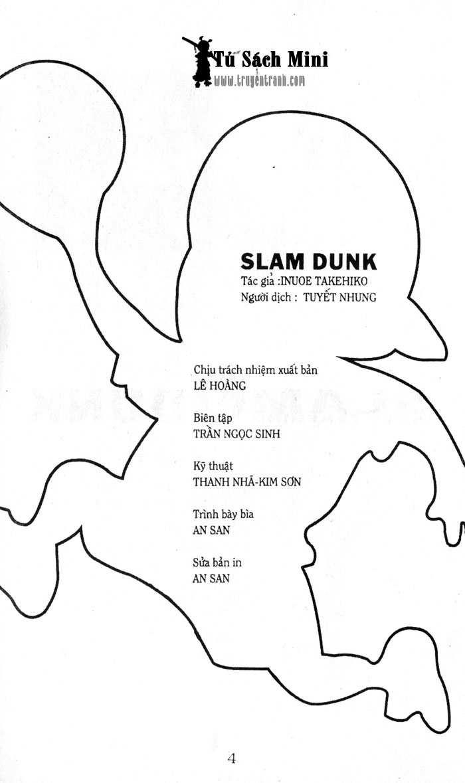 Slam Dunk chap 16 trang 5