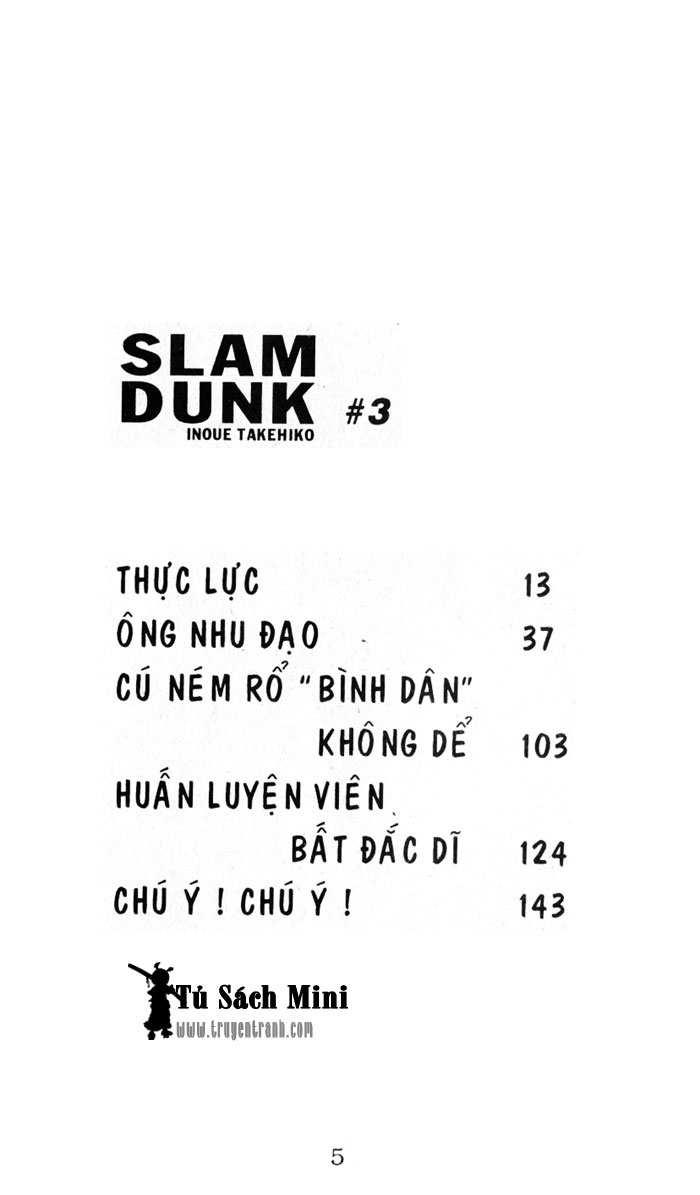 Slam Dunk chap 16 trang 6