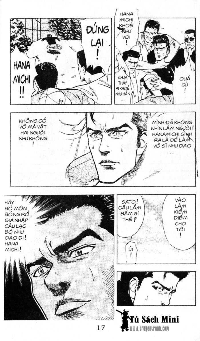 Slam Dunk chap 16 trang 18