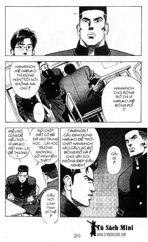 Slam Dunk chap 16 trang 21