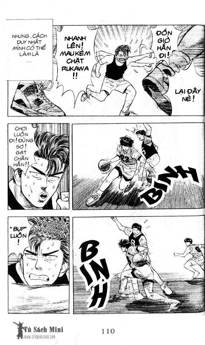 Slam Dunk chap 13 trang 5