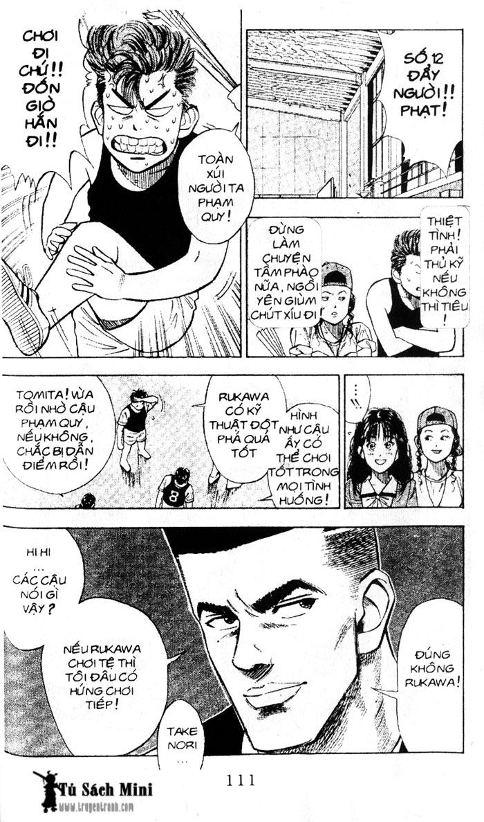 Slam Dunk chap 13 trang 6