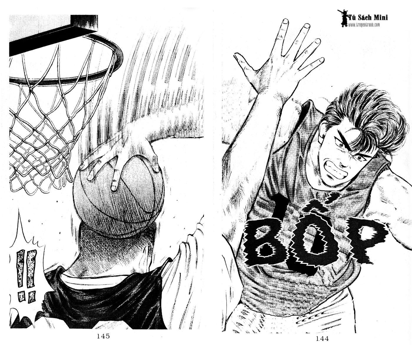 Slam Dunk chap 14 trang 17