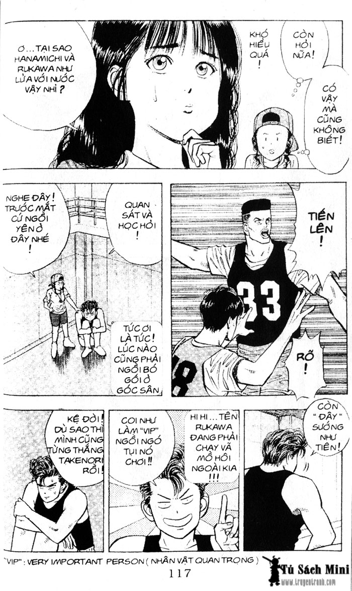 Slam Dunk chap 13 trang 12