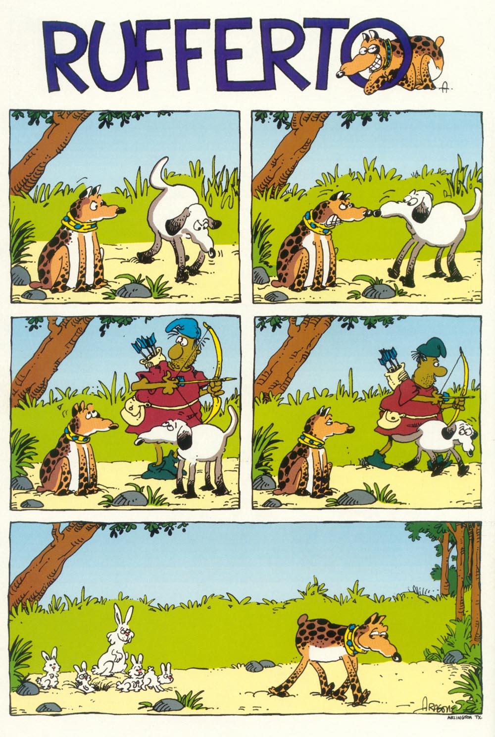 Read online Sergio Aragonés Groo the Wanderer comic -  Issue #109 - 34
