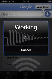 comment utiliser Google Voice sur iPhone 4