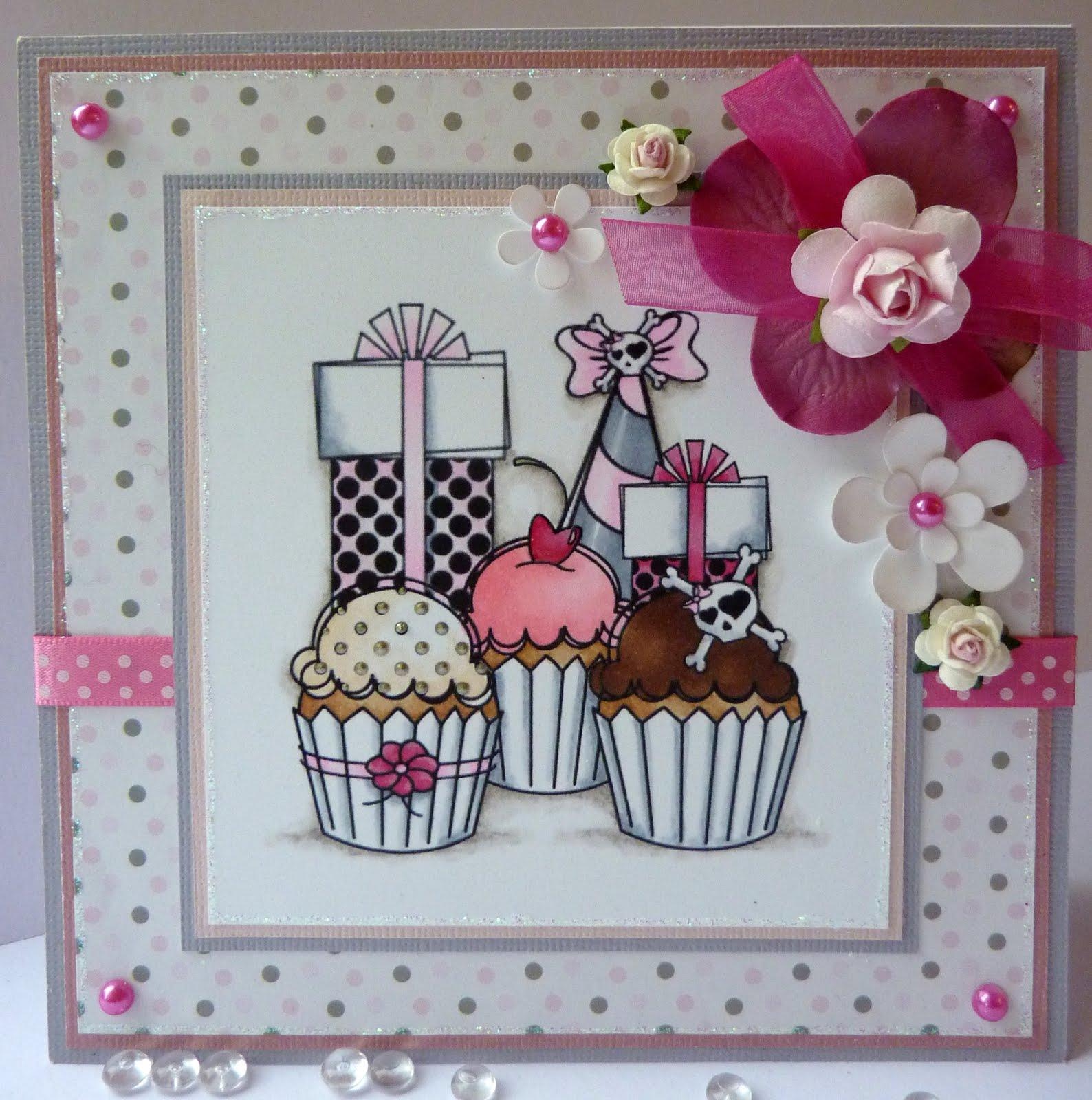 Jane S Lovely Cards September