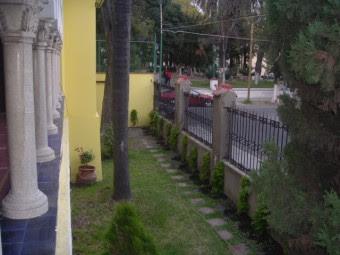 Jardín de la alhambra poblana