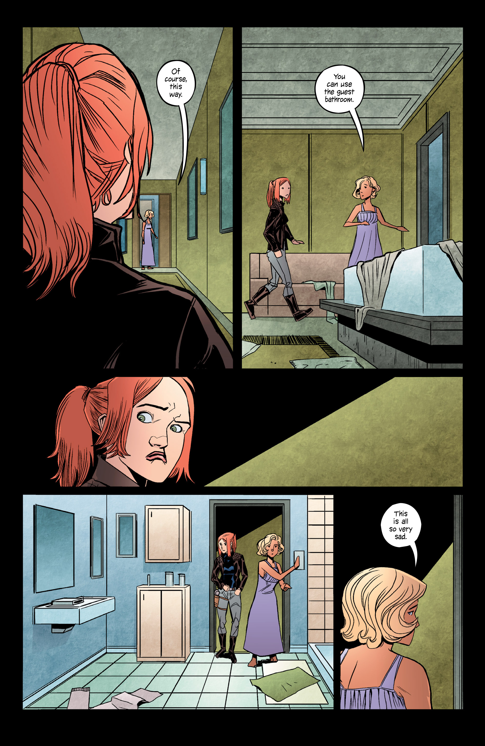 Read online Copperhead comic -  Issue #13 - 7