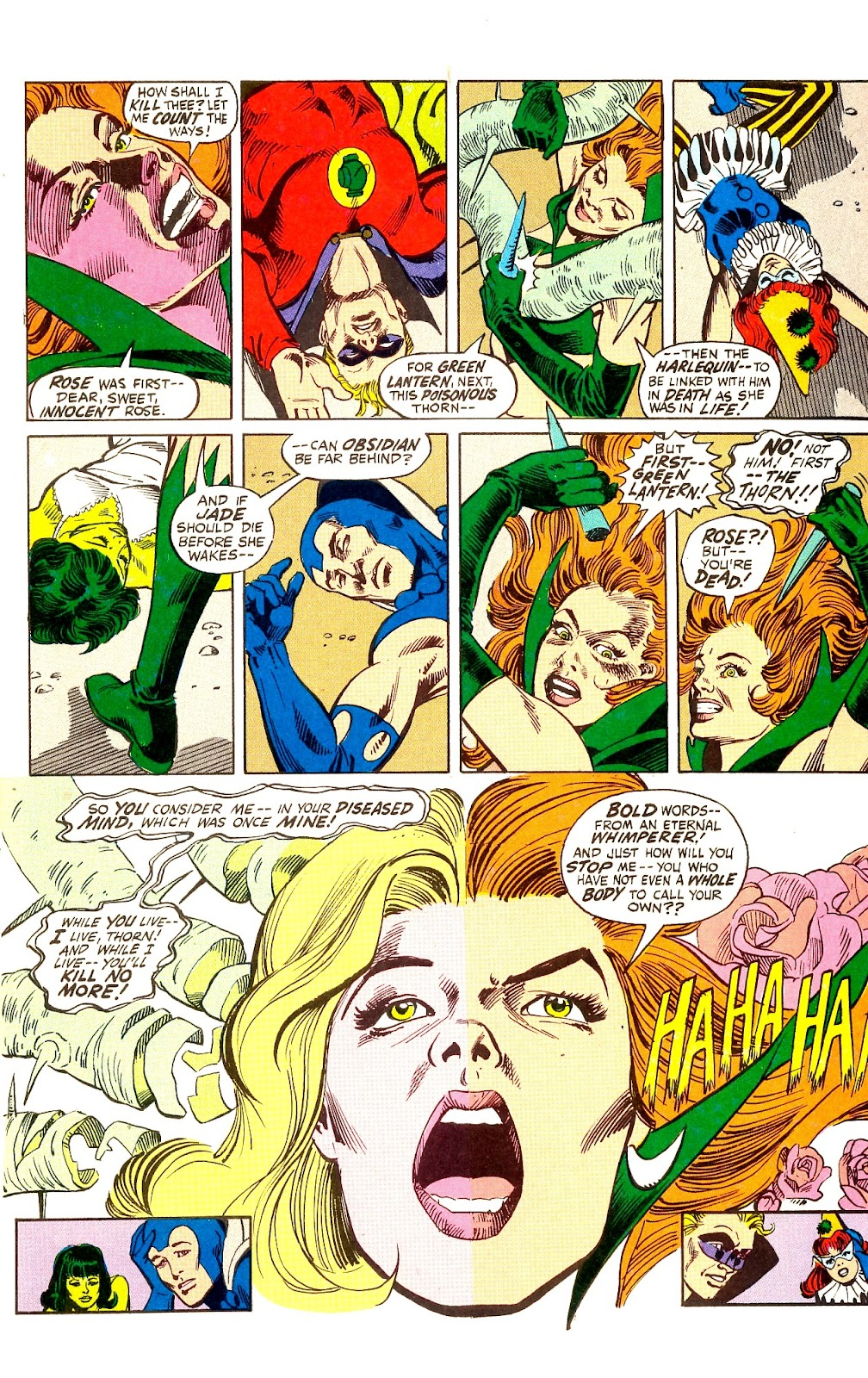 Infinity Inc. (1984) issue Annual 1 - Page 27