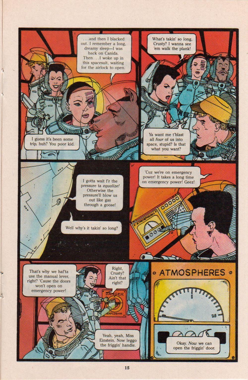 Read online Dalgoda comic -  Issue #8 - 17