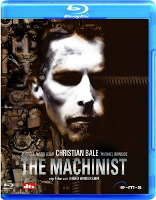 The Machinist Blu Ray